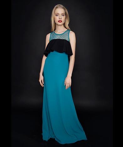 ventas al por mayor amplia selección elegir original Vestido largo volante plumeti